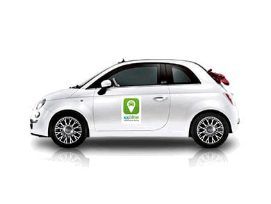 App2drive Car sharing am Kindel