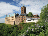 Wartburg Eisenach - Tourism in the region around Kindel