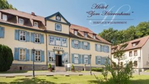 Accomodation in Hainich Hotel zum Herrenhaus