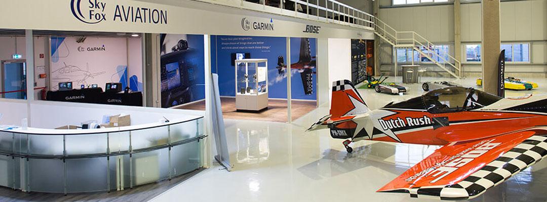 AVIEUR – permanent exhibition at Kindel