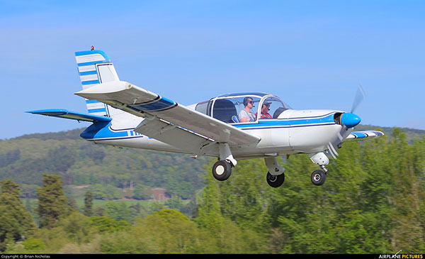 Engine powered flight school Kindel