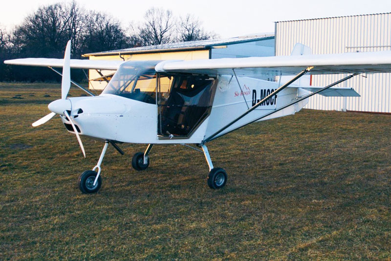 UL-flight school Kindel