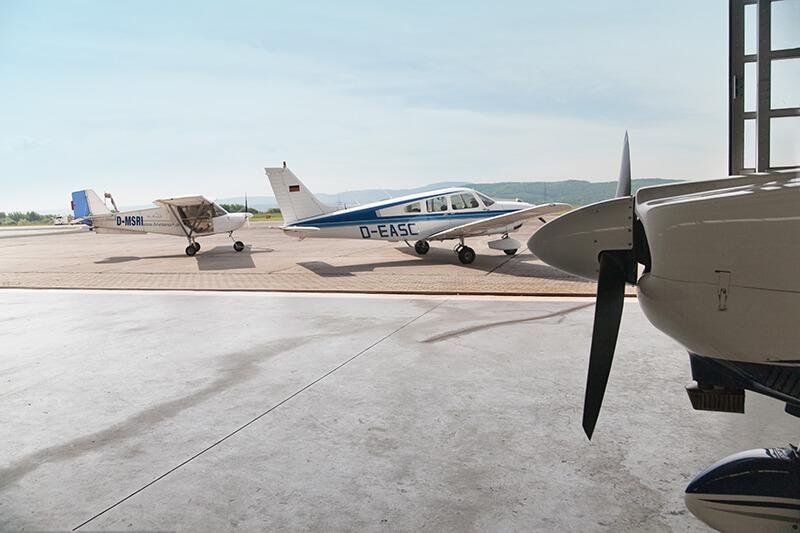 Flugplatz-Kindel-platz